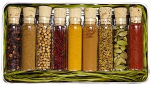indian spice sampler